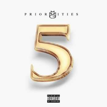 Maybach Music Group - MMG Priorities Vol. 5 (2016)