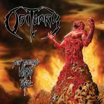 Obituary - Ten Thousand Ways to Die (2016)