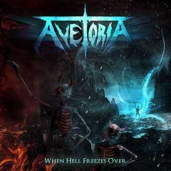 Avetoria - When Hell Freezes Over (ep 2016)