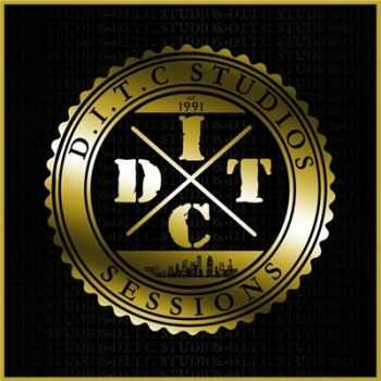 D.I.T.C. (Diggin' in the Crates Crew) - Sessions (2016)