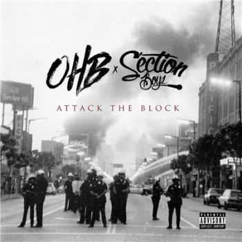 Chris Brown, OHB & Section Boyz - Attack The Block (2016)