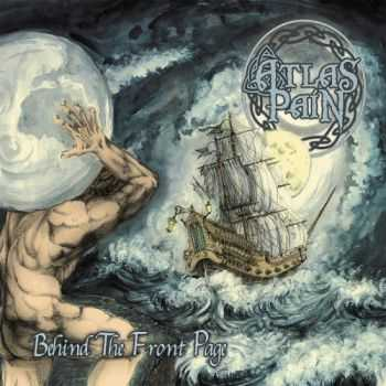 Atlas Pain - Behind The Front Page (2015) (EP)