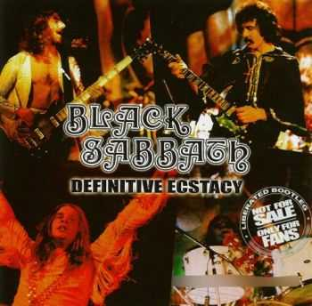 Black Sabbath - Definitive Ecstacy (1976)