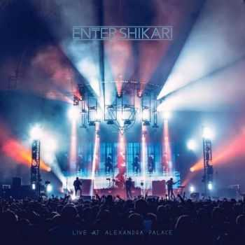 Enter Shikari - Live At Alexandra Palace (2016)