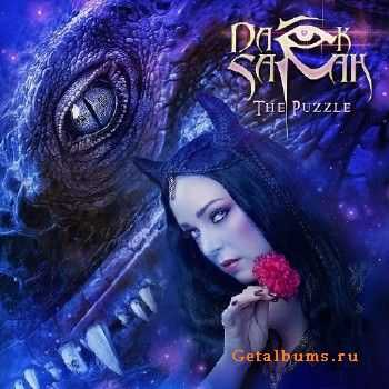 Dark Sarah (ex-Amberian Dawn) - The Puzzle (2016)