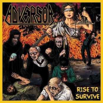 Adversor - Rise To Survive (2016)