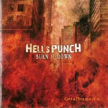 Hell's Punch - Burn it Down (2016)