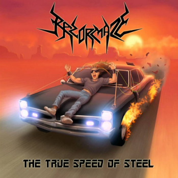 Razormaze - The True Speed Of Steel (2009)