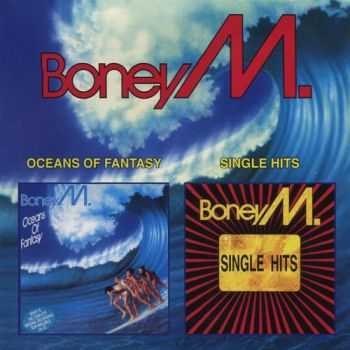 Boney M - Oceans Of Fantasy (1979), Single Hits (2000) [Lossless+Mp3]