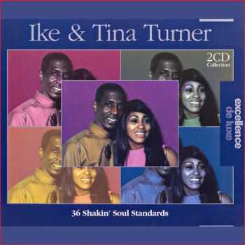 Ike and Tina Turner - 36 Shakin Soul Standards (2000) 2CD