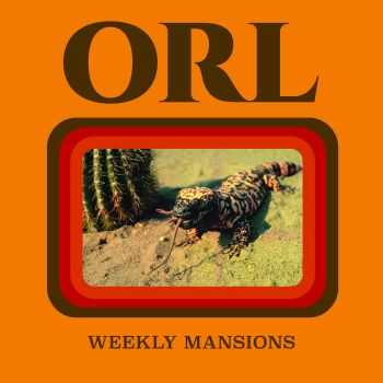 Omar Rodriguez-Lopez - Weekly Mansions (2016)