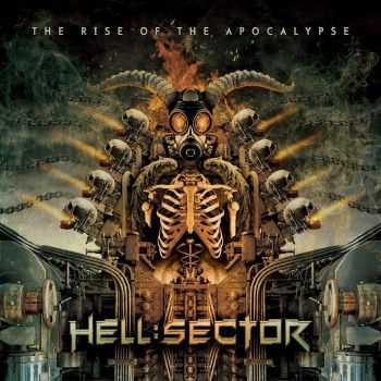 Hell:Sector - The Rise Of The Apocalypse (2014) (EP)