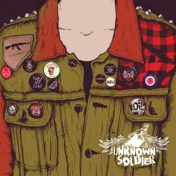 Unknown soldier - Street level rock rebel (2016)