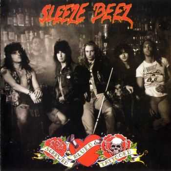 Sleeze Beez - Screwed Blued & Tattooed (1990) Lossless+MP3