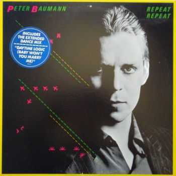 Peter Baumann - Repeat Repeat & Strangers In The Night - 12 Inch Mixes 1982 - 1983 (2015)