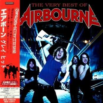 Airbourne - The Very Best Of (Japanese Edition) (2016)