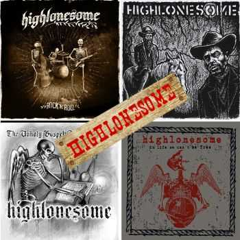 Highlonesome - Discography (2008-2014)