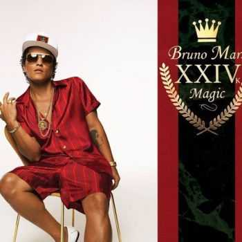 Bruno Mars - 24K Magic (2016)