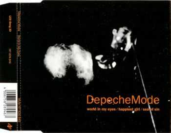 Depeche Mode - World In My Eyes (1990) (LOSSLESS)
