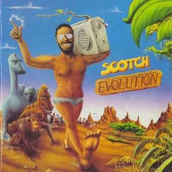 Scotch - Evolution (1985 / Deluxe Edition 2016) Lossless + mp3