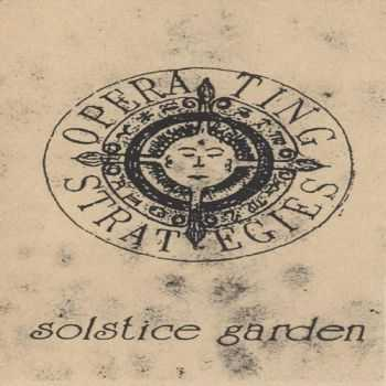 Operating Strategies - Solstice Garden (1991) EP
