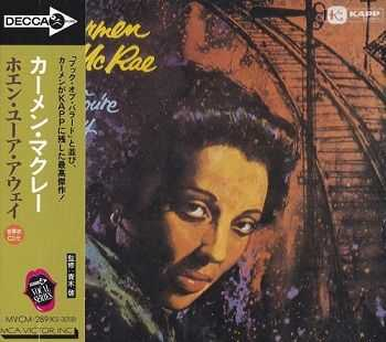 Carmen McRae - When You're Away (Japan Edition) (1993)
