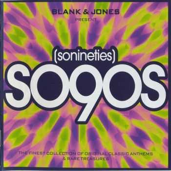 VA - Blank & Jones present So90s (So Nineties) (2012)