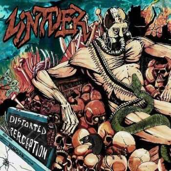 Lintver - Distorted Perception (2016)