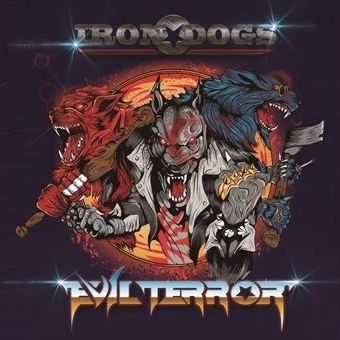 Evilterror - Iron Dogs (2016)