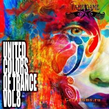 United Colors of Trance Vol. 8 (2017)