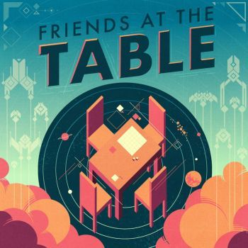 Jack de Quidt - The Twilight Mirage: Friends At The Table Soundtrack, Season Four (2017)