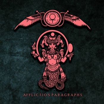 Ariel Maniki and the Black Halos – Affliction Paragraphs (EP) (2018)