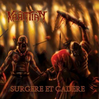 Karmian – Surgere Et Cadere (2018)
