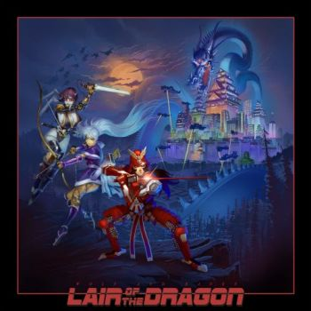 Wolf And Raven – Lair Of The Dragon (2018)