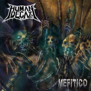 Human Decay – Mefitico (2018)