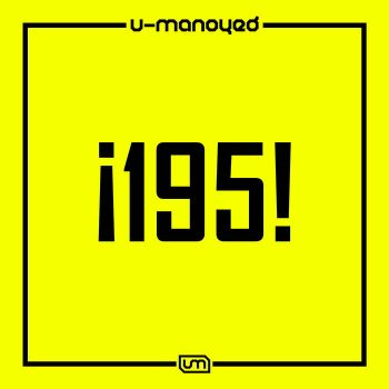 U-Manoyed – 195! (EP) (2018)