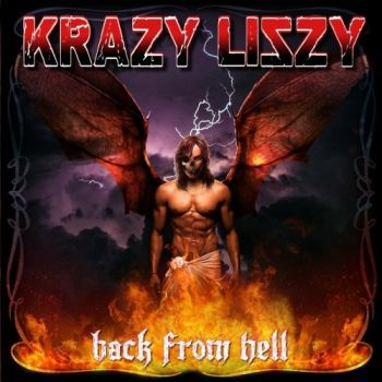 Krazy Lizzy – Back From Hell (2018)