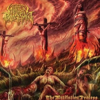 Glutton For Punishment – The Mutilation Process (2018)