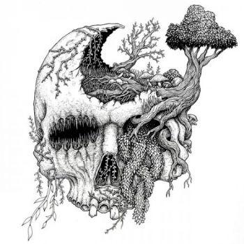Moss Upon The Skull – In Vengeful Reverence (2018)