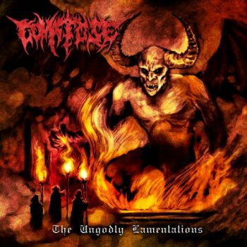 Comatose – The Ungodly Lamentations (2018)