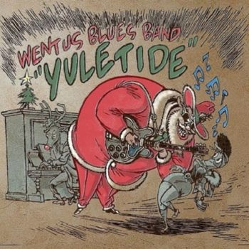 Wentus Blues Band – Yuletide (2018)