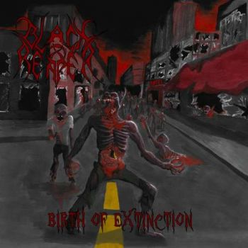 Black Reaper – Birth Of Extinction (2018)