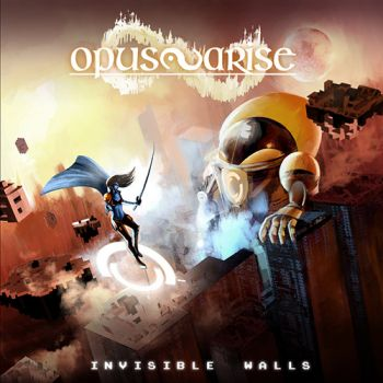 Opus Arise – Invisible Walls (2018)