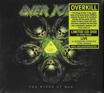 Overkill – The Wings of War (Limited Edition) (2019)