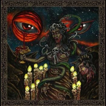 Akasha – Canticles Of The Sepulchral Deity (2019)